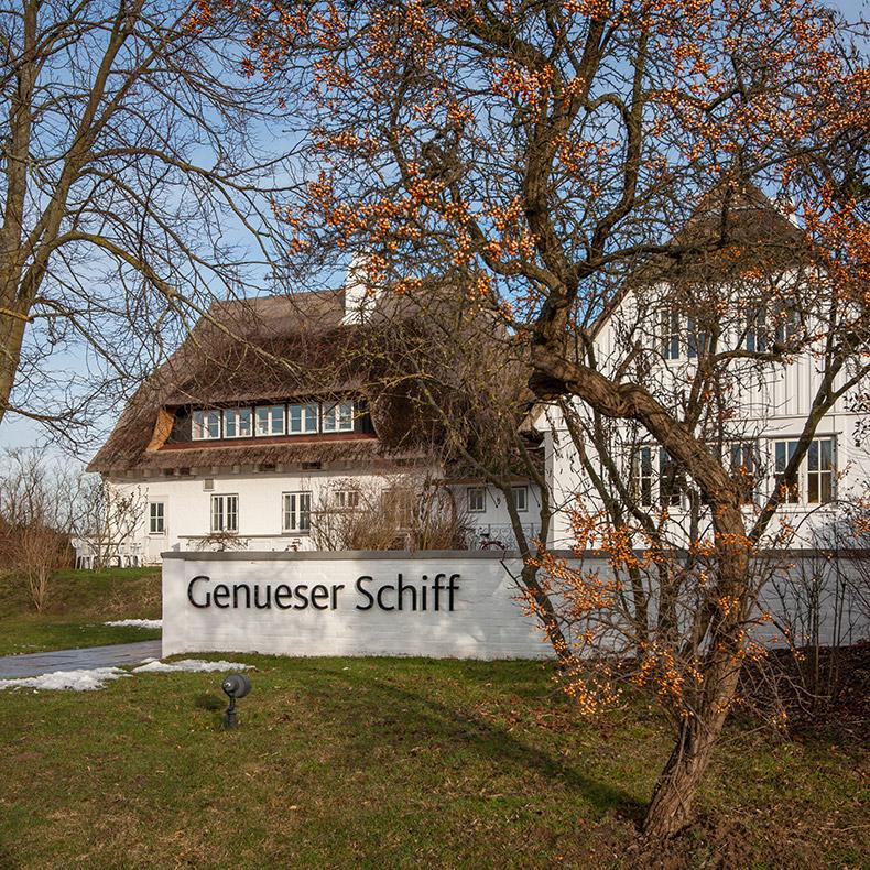 Hotel Restaurant Genueser Schiff